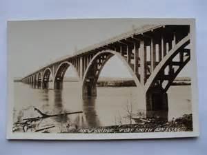 home depot rogers ar pre 1949 rppc new bridge the river fort smith