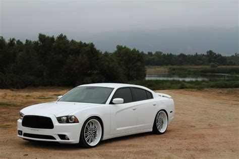 purchase   dodge charger rt totally custom bagged