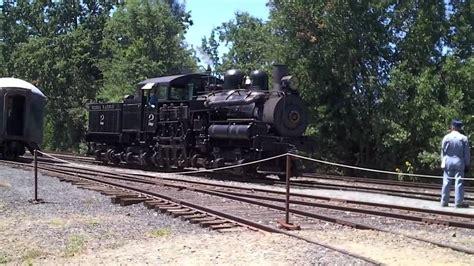California 2 In1 railway jamestown california
