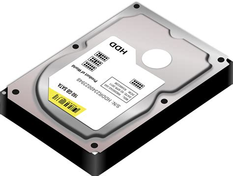 Harddisk Pc Free Vector Graphic Hdd Disk Drive Disk Free Image On Pixabay 154463