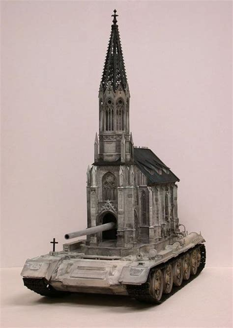 Church Is A Tank by The Church Tank Not Aerodynamic Enough For Battle Gearfuse