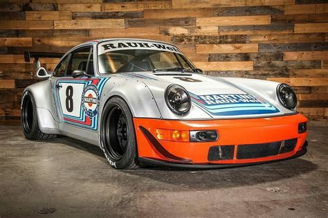 Martini Racing Porsche by This Porsche 964 Martini Racing From Rwb Is A Beautiful