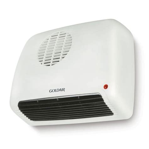 heaters for bathrooms bathroom heater white 3508w goldair