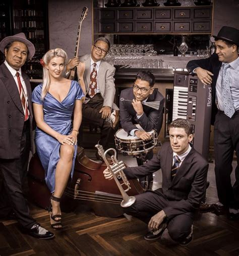 swing revue off track entertainment yas marina circuit