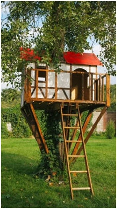 free tree house plans free treehouse plans