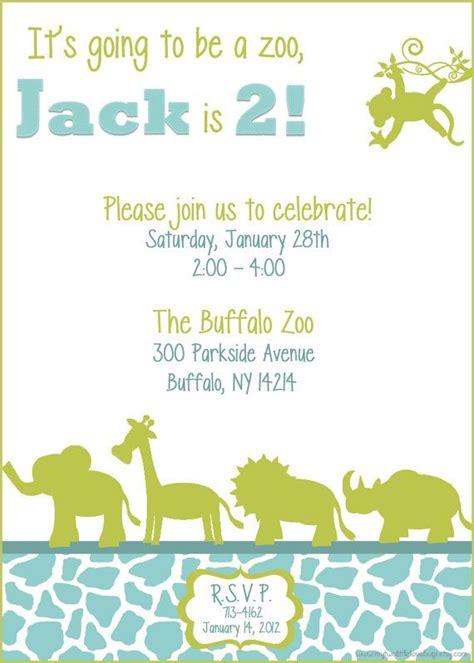 printable zoo birthday invitations zoo birthday party invitation printable jungle birthday