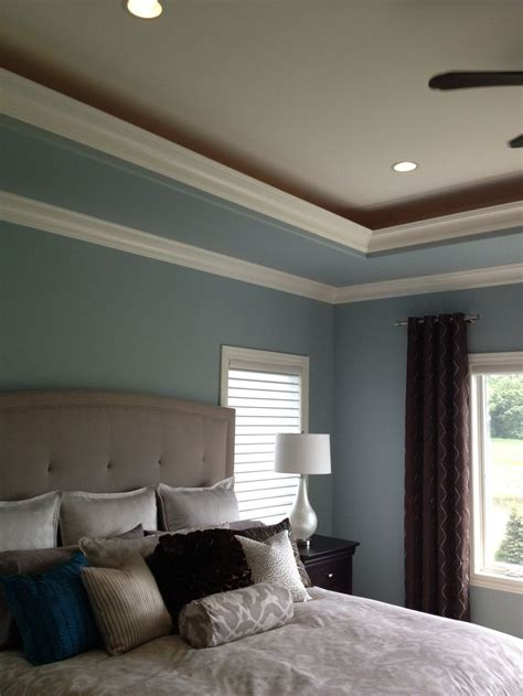 tray ceiling paint ideas tray ceiling master and dining