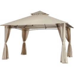 Canopy Replacements by Replacement Canopy For 13 X 10 Roof Style Gazebo Garden
