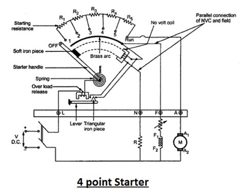 3 point wiring dc motor starters information engineering360