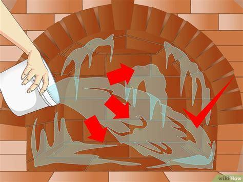 pulire mattoni camino come pulire i mattoni di un caminetto 11 passaggi