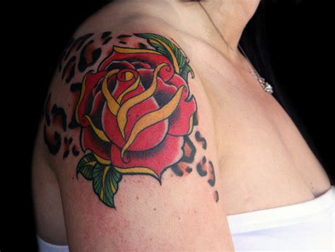 rose tattoos for girls tattoos for designs