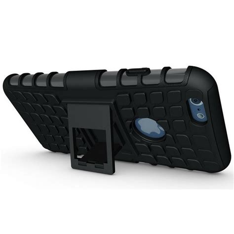 2 3 4 New Transformer Armor Hybrid Cover hybrid transformer defender armor with kickstand for iphone 6 black jakartanotebook