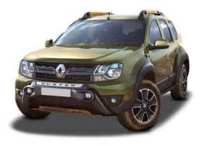 Renault Duster Adventure Price Renault Duster Adventure Edition 85ps Rxl Price Review