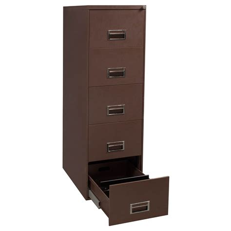 5 vertical file harper used legal size vertical file brown national