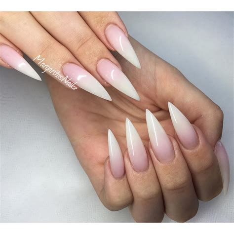 Pictures Of Pointy Nails