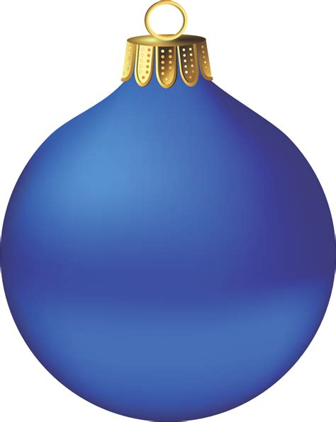 transparent christmas blue ornament clipart clipart best