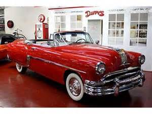 1954 Pontiac Convertible 1954 Pontiac Chief Related Infomation Specifications