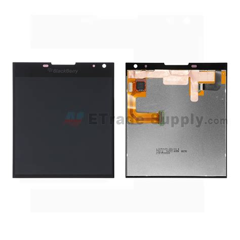 Lcd Blackberry Passport blackberry passport lcd screen and digitizer assembly black etrade supply