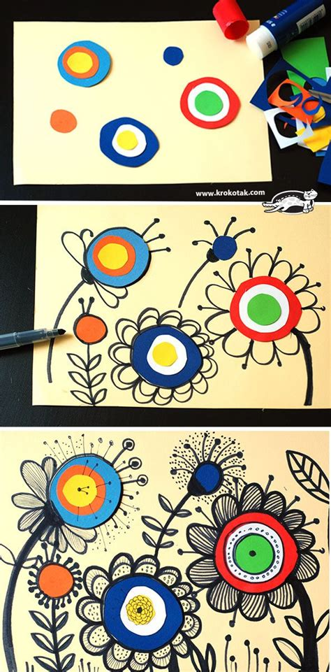 noodle and doodle sock flowers 1946 best images about project ideas on