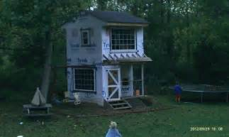 How To Build A Two Story Shed Woodwork Two Story Shed Playhouse Plans Pdf Plans