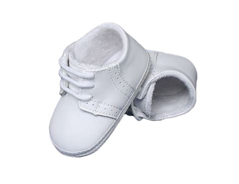 baby boy oxford shoes baby boys all white genuine leather saddle oxford crib