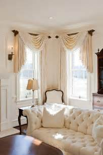 Swag Valances For Living Room Interesting Idea For Swags Enza