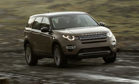 2016 land rover discovery sport pictures photos gallery