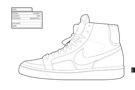 the sneaker coloring book daily dose the sneaker coloring book flavorwire