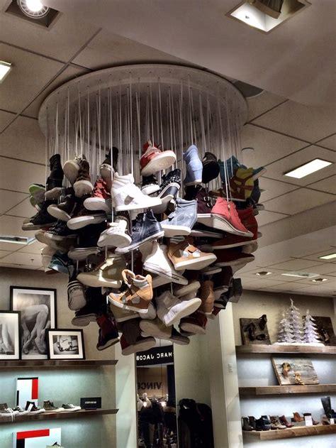 The Chandelier Store Best 25 Shoe Display Ideas On Shoe Wall Shoe