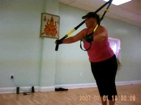trx bench press trx bench press some guys dont do it right but she quot s got