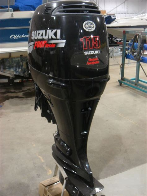 Suzuki Boat Dealers Suzuki Df115atx 2008 Used Outboard For Sale In Ayr