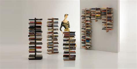 librerie muro libreria da muro a colonna in legno ziabice