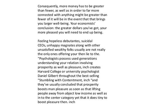 Money Cannot Buy Happiness Essay by Essay Of Money