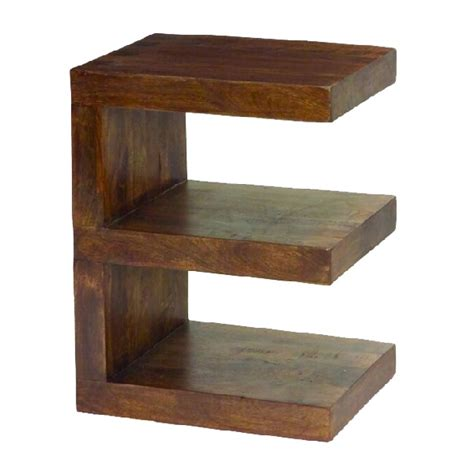 dark mango wood dark mango wood shelf unit bournemouth poole dorset