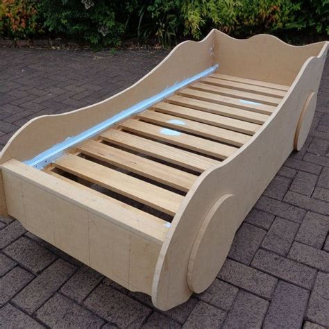 Free Woodworking Plans For Race Car Bed