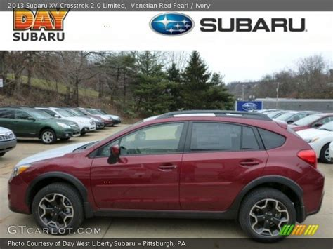 venetian red subaru crosstrek venetian red pearl 2013 subaru crosstrek 2 0 limited