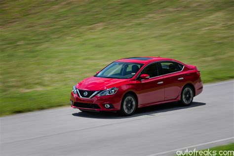 2017 nissan sentra turbo nissan debuts my17 sentra sr turbo with 188 hp 240 nm