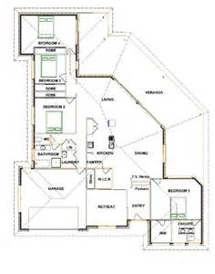 Triangular House Floor Plans by Gallery For Gt Triangular House Plans