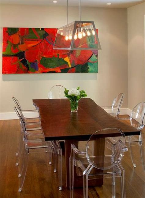 Chrome Dining Room Chairs 10 Unexpected Combinations Between Modern Chairs And