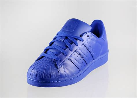 Adidas Blue adidas superstar all blue ballinteerbandb co uk