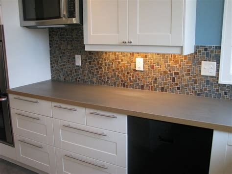 slate backsplashes for kitchens slate tile backsplash pictures and design ideas