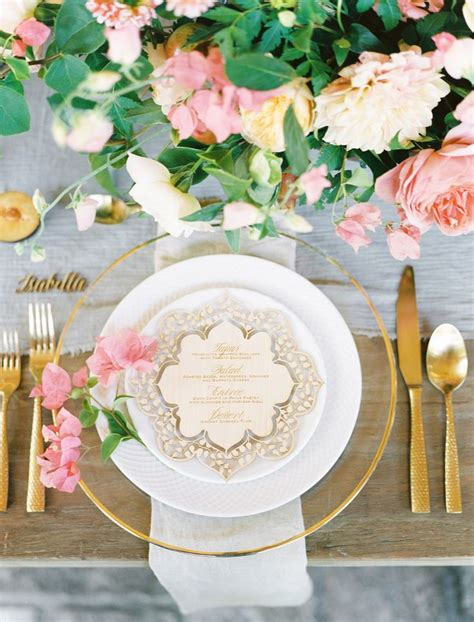 Wedding Table Settings by 25 Best Ideas About Wedding Table Settings On