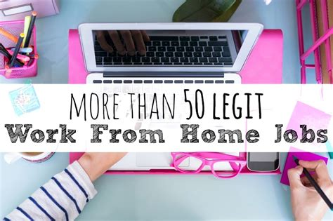 Online It Jobs Work From Home - legitimate work from home jobs for moms