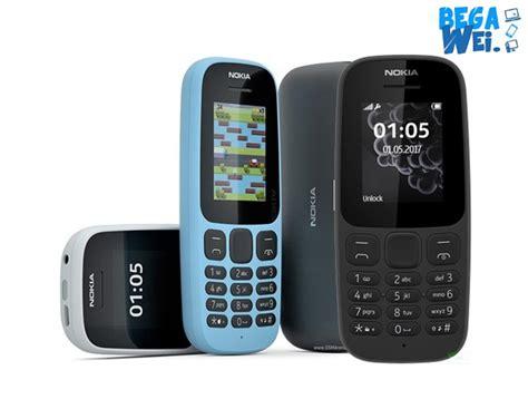 Hp Nokia 105 Detail harga nokia 105 2017 dan spesifikasi oktober 2017