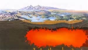 yellowstone 224 quand l 233 ruption du supervolcan