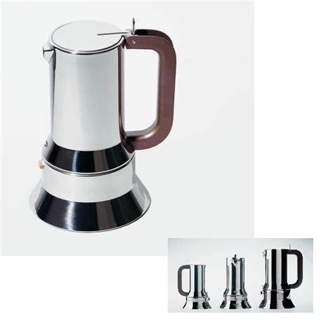 espressomaschine alessi alessi espressomaschine 9090 1