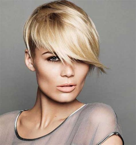 pixie hairstyle with longer sides 30 trending short haircuts short hairstyles 2017 2018