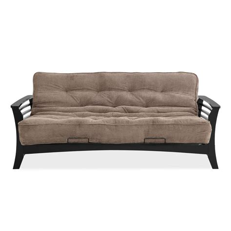 home depot futon simmons chicago ash futon si ex chi wg 3h the home depot