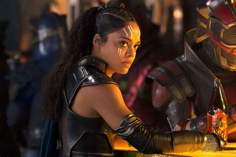thor movie girl name valkyrie is thor ragnarok s breakout star and marks a