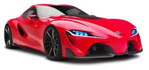 car image new toyota ft1 sports car png image pngpix